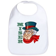 Miserable Miser Bib