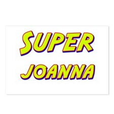Super joanna Postcards (Package of 8)