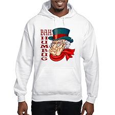 Humbug Scrooge Hoodie