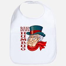 Humbug Scrooge Bib