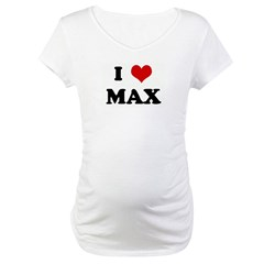 I Love MAX Shirt