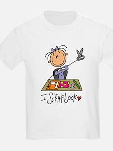I Scrapbook T-Shirt