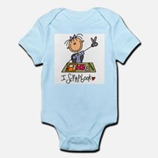 I Scrapbook Infant Bodysuit