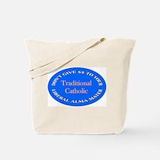 Funny Alma mater Tote Bag