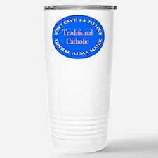 Unique Alma mater Travel Mug