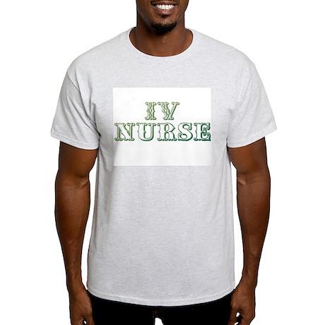 IV Nurse Light T-Shirt