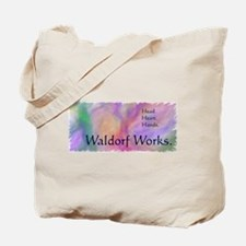Cute Waldorf Tote Bag