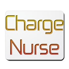 Charge Nurse Mousepad