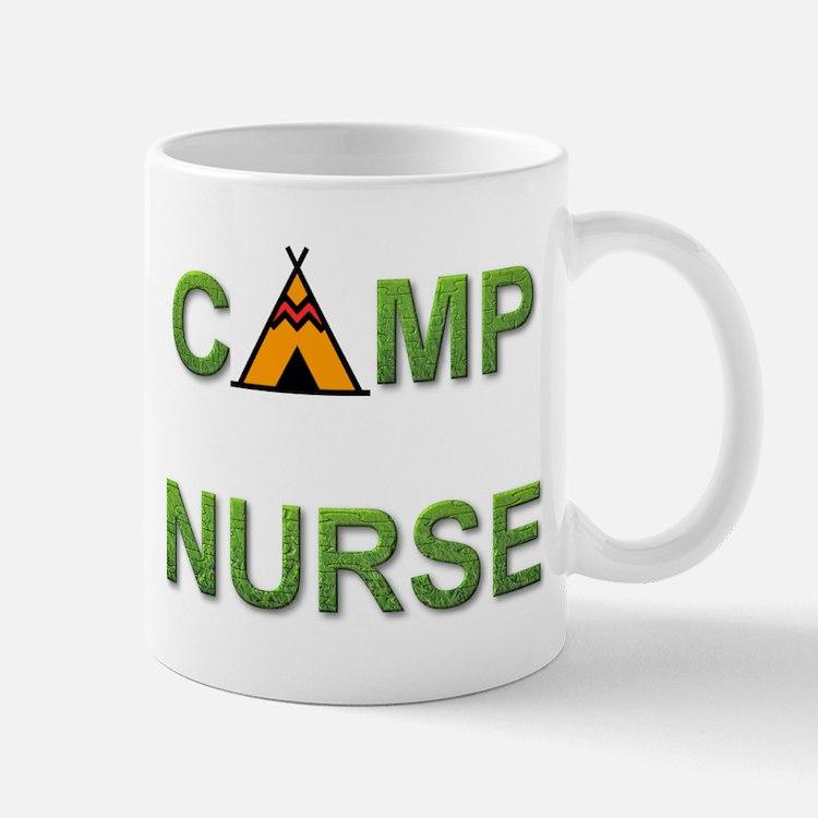Camp Nurse Mug