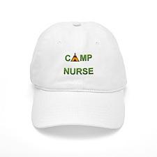 Camp Nurse Baseball Cap