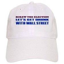 Screw the Election Baseball Cap