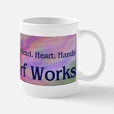 Waldorf Works colorful mug