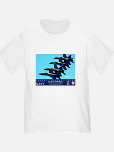 Blue Angels F-18 Hornet T
