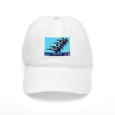 Blue Angels F-18 Hornet Baseball Cap