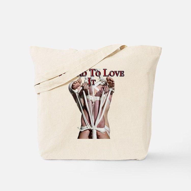 Cute Bondage Tote Bag