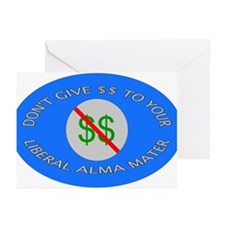 Cute Alma mater Greeting Cards (Pk of 20)