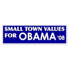 Obama Bumper Bumper Sticker