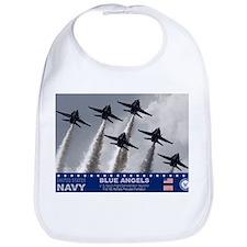 Blue Angels F-18 Hornet Bib