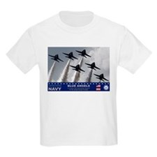 Blue Angels F-18 Hornet T-Shirt