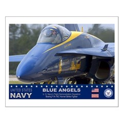 Blue Angels F-18 Hornet Posters