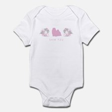 """Elegant"" Shih Tzu Infant Bodysuit"