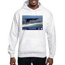 Blue Angels F-18 Hornet Hoodie