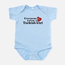 Everyone Loves a Turkish Girl Onesie