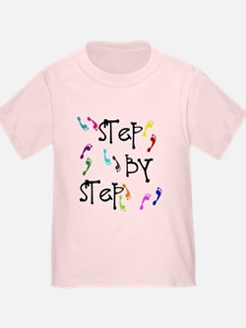 Cute First steps T