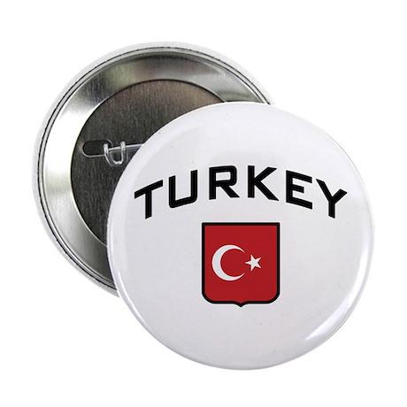 """Turkey 2.25"""" Button"""