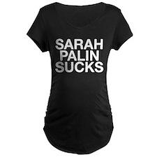 Sarah Palin Sucks - T-Shirt
