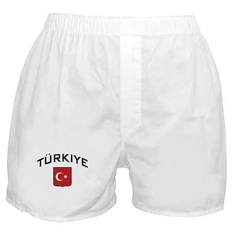Turkiye Boxer Shorts