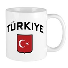 Turkiye Small Mug