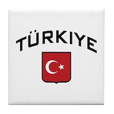 Turkiye Tile Coaster