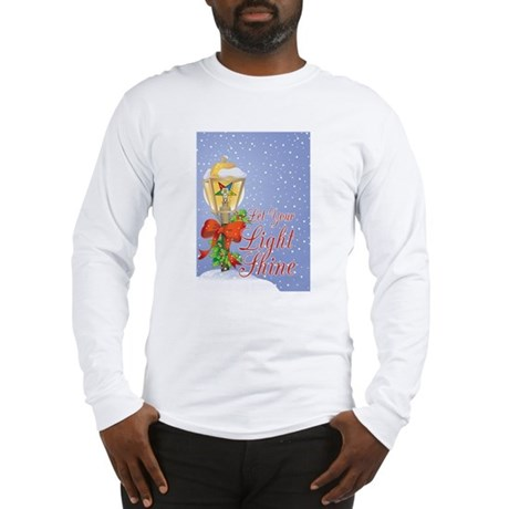 Let Your Light Shine OES Long Sleeve T-Shirt