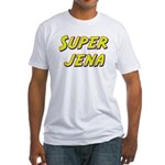 Super jena Fitted T-Shirt