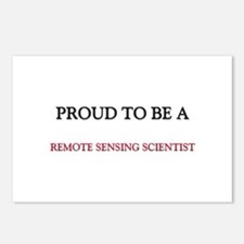 Proud to be a Remote Sensing Scientist Postcards (