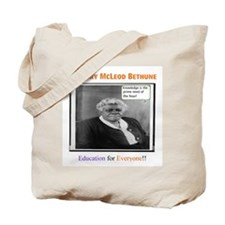 Dr Mary Mcleod Bethune Tote Bag