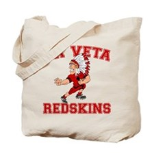 La Veta Redskins Tote Bag