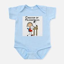 Creator of Masterpieces Infant Bodysuit