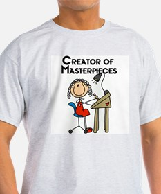Creator of Masterpieces T-Shirt