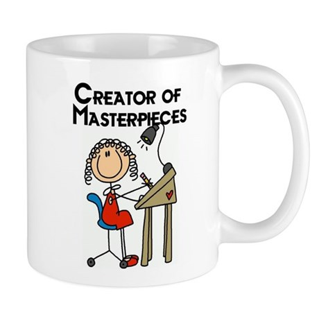 Creator of Masterpieces Mug