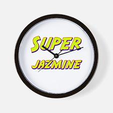 Super jazmine Wall Clock