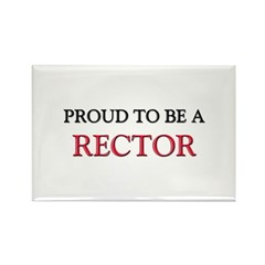 Proud to be a Rector Rectangle Magnet (10 pack)