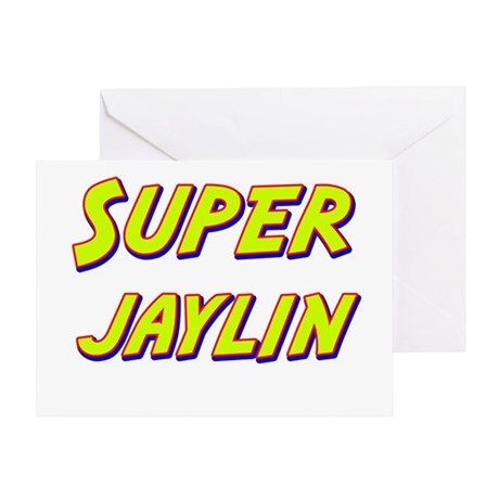 Super jaylin Greeting Card