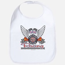 Speed Demon Racing Bib