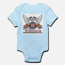 Speed Demon Racing Infant Creeper