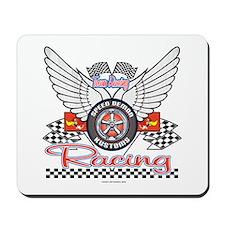 Speed Demon Racing Mousepad