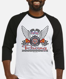 Speed Demon Racing Baseball Jersey