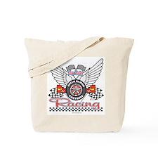 Speed Demon Racing Tote Bag