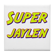 Super jaylen Tile Coaster